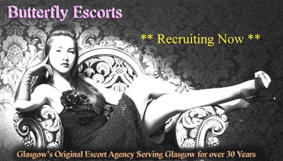 Butterfly Escorts Now Recruiting
